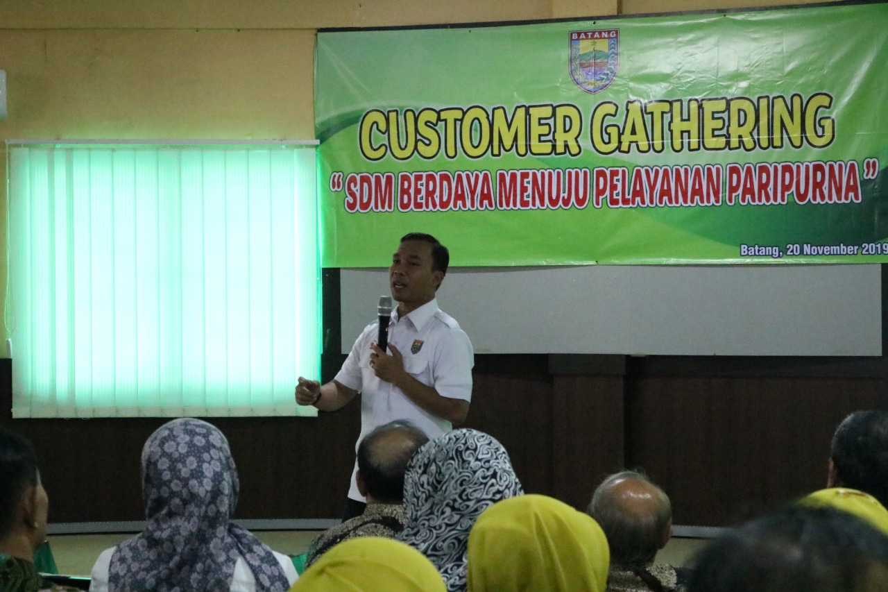 CUSTOMER GATHERING 2019